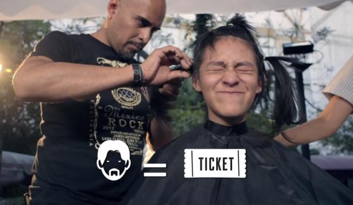 Hair Fest จัดคอนเสิร์ตร็อค ตัดผมแลกตั๋ว นำผมไปทำวิกให้เด็กป่วยมะเร็ง