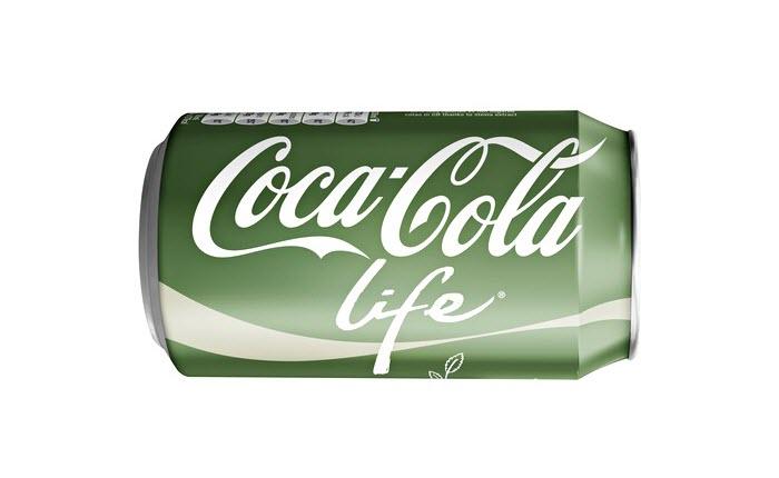 Coca Cola Life เปิดตัวที่ UK เพื่อเป็นทางเลือกสำหรับคนรักสุขภาพ