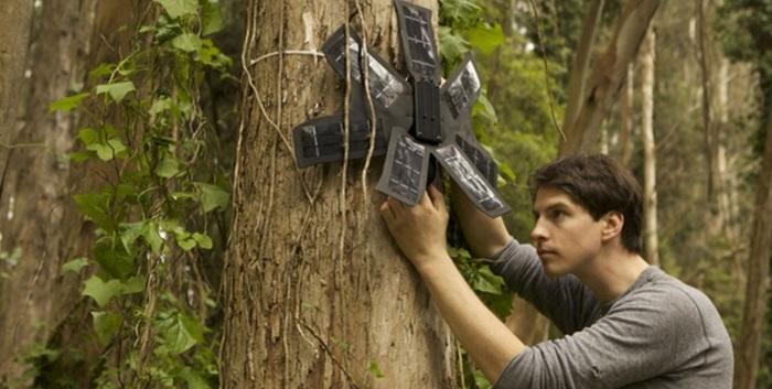 สตาร์ทอัพมะกันดัดแปลงสมาร์ทโฟนเป็นเครื่องมือป้องกันคนทำลายป่า