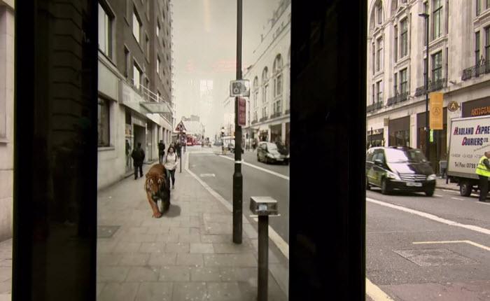 Pepsi แปลงป้ายรถเมล์ให้กลายเป็นสุดยอด Augmented Reality