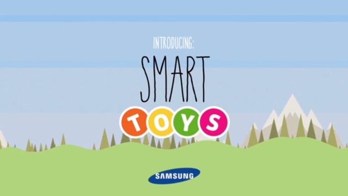 Samsung บาลานซ์เวลาเล่นแทบเล็ตกับกิจกรรมนอกบ้านของเด็กๆ ด้วยแอพพลิเคชั่น