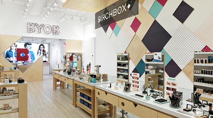 Birchbox ธุรกิจซื้อเครื่องสำอางทางไปรษณีย์ 4 ปีให้หลังเปิดร้านใน SOHO นิวยอร์ก