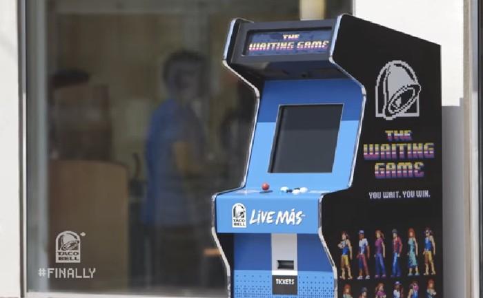 Taco Bell ชวนลูกค้าเล่นเกมต่อคิว แลกคูปองชิมเมนูใหม่ฟรี