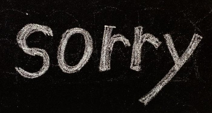 3 วิธีขอโทษอย่างได้ผลที่จะทำให้ผู้บริโภคหายงอนแบรนด์