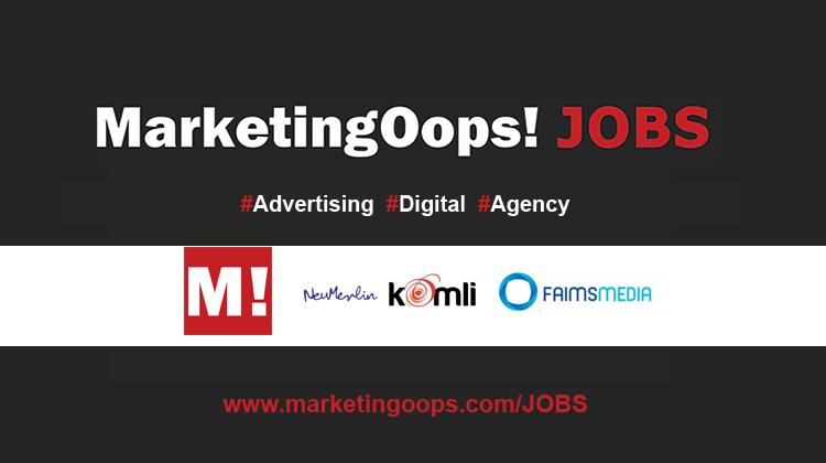 งานล่าสุด จากบริษัทเอเจนซี่โฆษณาชั้นนำ #Advertising #Digital #JOBS 14-18 Jul 2014
