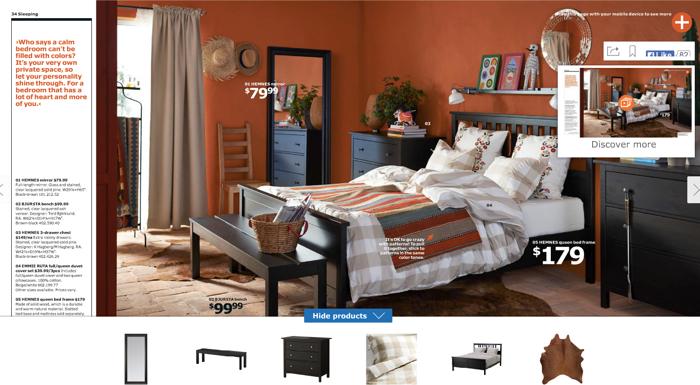 IKEA โชว์โฆษณาและแคตาล็อกใหม่ต้อนรับปี 2015 เน้นห้องนอนและห้องน้ำเป็นหลัก