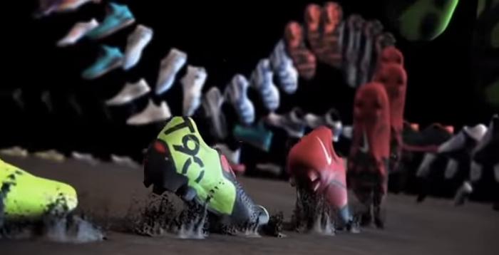 โฆษณาขายรองเท้า NIKE ใหม่ตลอดเรื่องเห็นแต่รองเท้า แต่แฟนๆ ฟินได้เต็มพิกัด