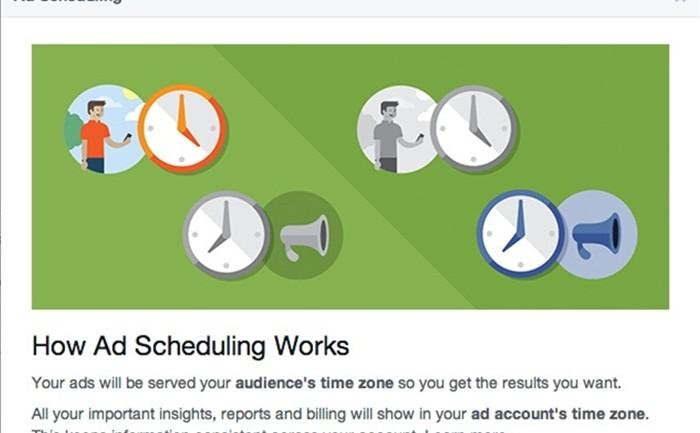 Facebook ส่งฟีเจอร์ใหม่ให้คุณตั้ง Schedule Advertising เพื่อบริหารงบระยะยาวได้แล้ว