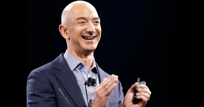 3 คำถามก่อนการจ้างงานของ CEO Amazon