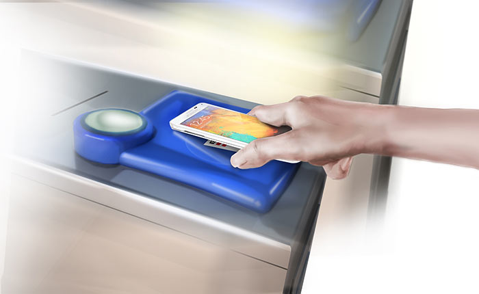 เปลี่ยนสมาร์ทโฟนเป็นกระเป๋าสตางค์ด้วยสุดยอดเทคโนโลยี NFC