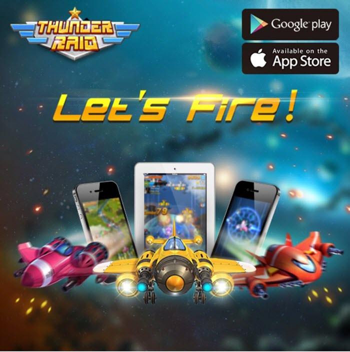 WeChat-Thunder Raid Game_1