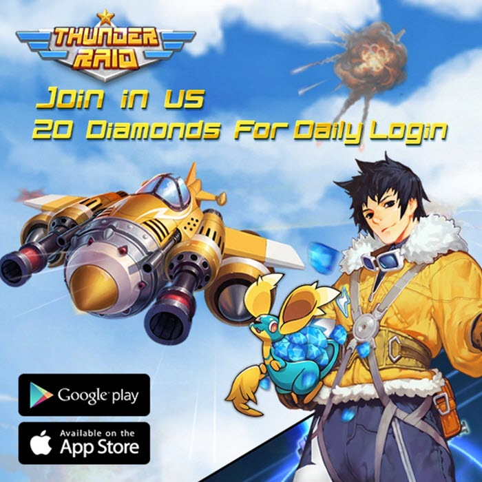 WeChat-Thunder Raid Game_2