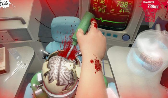 Surgeon Simulator เกมจำลองการผ่าตัดเตรียมวางแผง-พร้อมคำถามแหลมคมที่ต้องตอบ