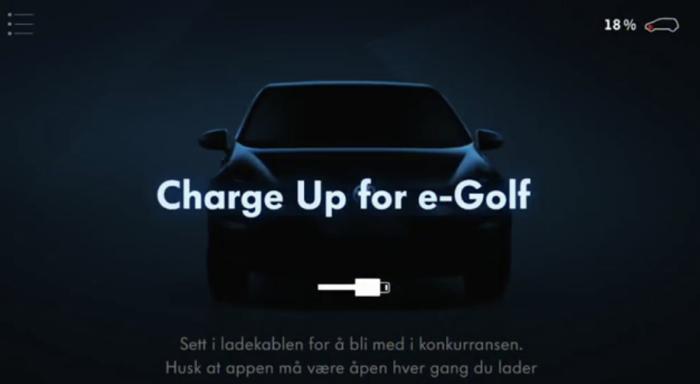 Volkswagen ใช้การชาร์จไฟไอโฟนช่วยขายรถไฟฟ้าอย่างได้ผล?
