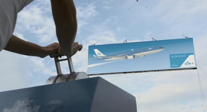 KLM จัดอีเว้นท์สานฝันคนอยากเป็นนักบิน แค่ผลักคันเร่งก็ลุ้นได้ตั๋วบินฟรีเที่ยวยุโรป