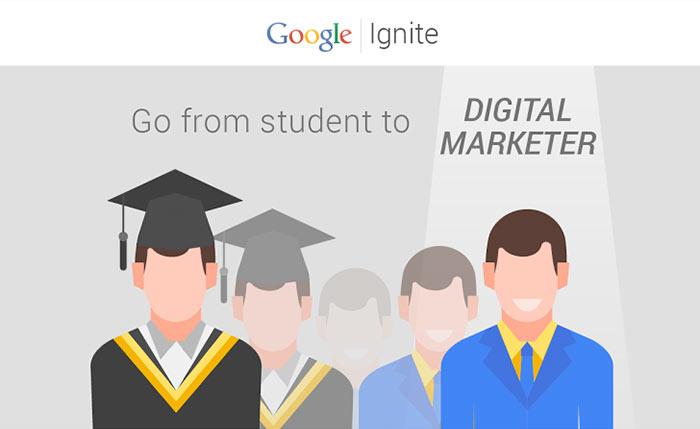 Google เปิดรับนักศึกษามหาลัยฯทุกคน อบรมฟรี Google AdWords และร่วมฝึกงานกับเอเจนซีโฆษณา