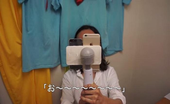 เทสต์ระบบกันสั่น iPhone 6 Plus แพ้ iPhone 5 จริงหรือ? ทีมงานเดียวกับทดสอบ 'หัวนม'