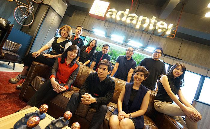 อีกครั้งกับความสำเร็จ adapter คว้า Digital Agency of the year 3 ปีซ้อน ใน Adman Awards & Symposium 2014