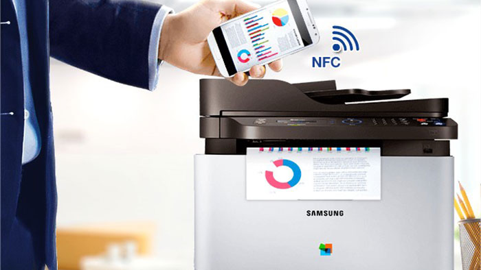 ซัมซุงเปิดตัว NFC ปริ้นเตอร์ ภายใต้คอนเซ็ปท์สุดเจ๋งที่ว่า แค่แตะ…แล้วพิมพ์