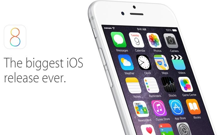 ผู้ใช้บ่นอุบ! แทบจะต้องทิ้งบอมบ์ยิงนิวเคลียร์ใส่ storage ถึงจะมีพื้นที่พอให้ iOS8