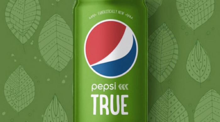 มาแล้ว… Pepsi True เครื่องดื่มโค่ล่าหวานน้อยในฉลากเขียว!