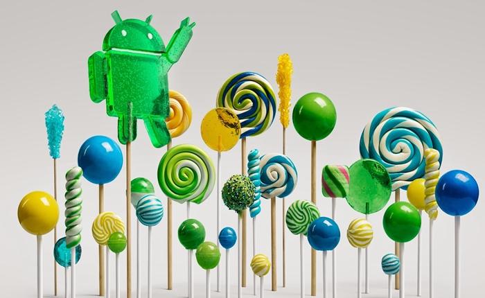 """มาแล้ว!! """"Android Lollipop"""" ระบบปฏิบัติการล่าสุดกูเกิ้ล เหนือชั้นด้วย """"Material Design"""""""