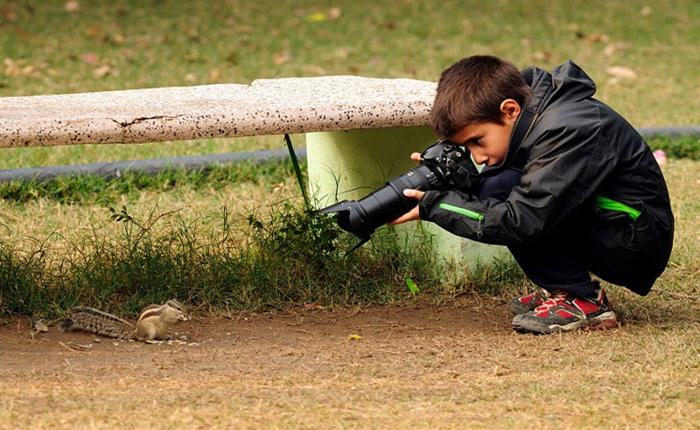 ทึ่ง! หนูน้อย 9 ขวบ ชนะเลิศ Young Wildlife Photographer Of The Year
