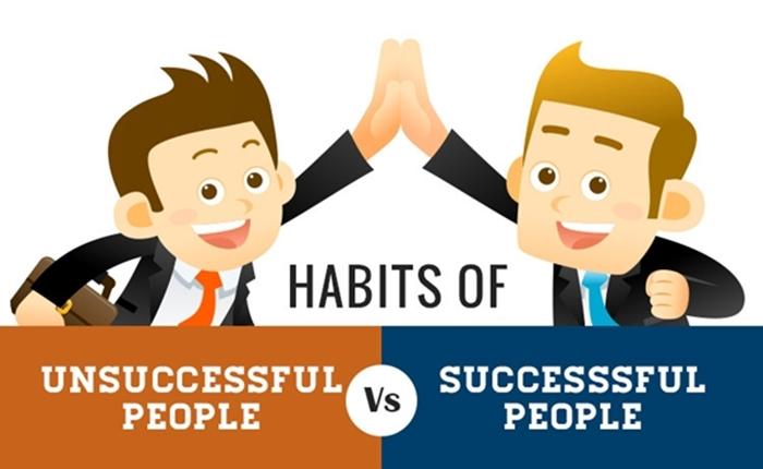 [ Infographic] เผย 'Habits' ใดบ้าง ที่จะทำให้ชีวิตคุณประสบความสำเร็จได้ง่ายๆ