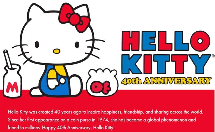 4 บทเรียนการตลาดจาก Hello Kitty
