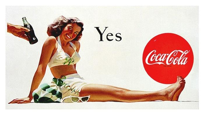 รวมสุดยอดโฆษณา Coca Cola แนววินเทจ