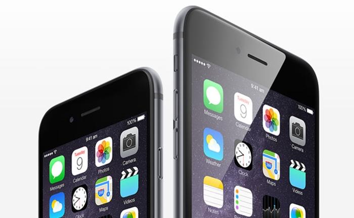 """พี่ไทยเตรียมควักกระเป๋า """"iPhone 6/6 Plus"""" เตรียม launch 31 ต.ค.นี้"""