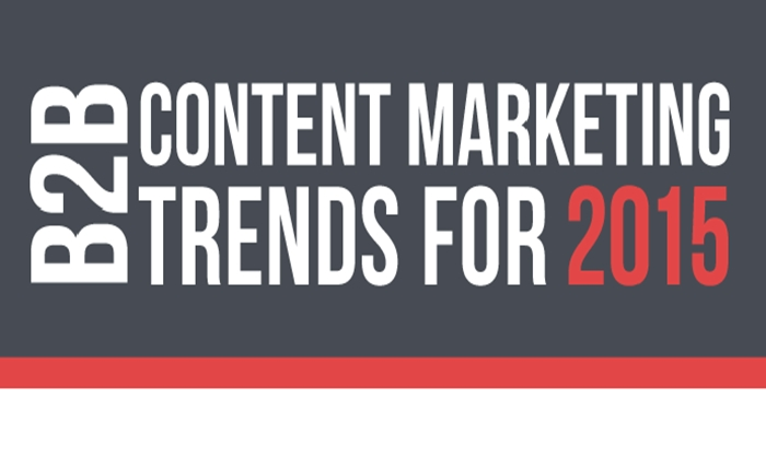 [INFOGRAPHIC] ทิศทาง Social Media และ Content Trends ปี 2015 สำหรับ B2B Marketers