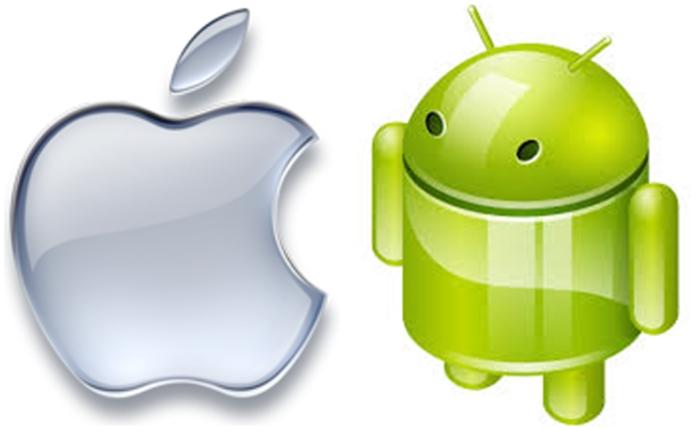 [Infographic] ศึกชิงแชมป์ Apple VS. Android ใครเพลี่ยงพล้ำ ใครทำแต้ม