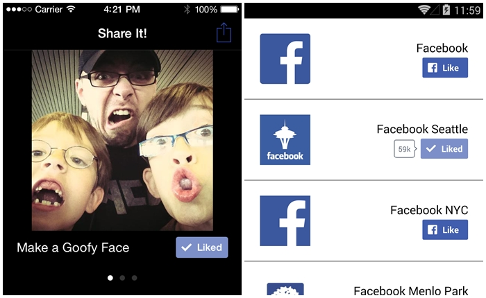 """Like Button"" ฟีเจอร์ใหม่ของ Facebook แสดง 'ไลค์' ช่วยเพิ่ม engagement"