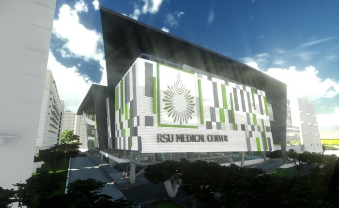 """[PR] ม.รังสิต ทุ่มงบ 3,000 ลบ. สร้างอาคารเรียนใหม่ ก้าวสู่การเป็น """"มหาวิทยาลัยสมบูรณ์แบบ"""""""
