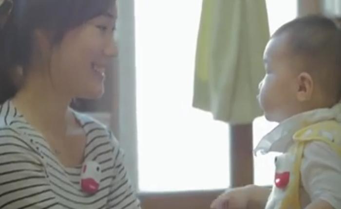 ผ้าอ้อม Huggies ออกกล้องพิเศษสำหรับแม่และลูกน้อย ตอกย้ำรอยยิ้มของลูกถูกส่งต่อให้แม่