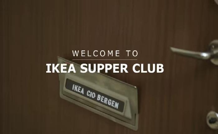IKEA โชว์ความเหนือชั้นของขายชุดแต่งครัวที่เป็นระบบ ด้วยการส่งเชฟตาบอดมาคุมครัว!