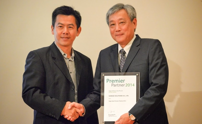 [PR] ซันเด โซลูชันส์ คว้า 2 รางวัลสุดยอดคู่ค้าของเอเชีย ประจำปี 2014