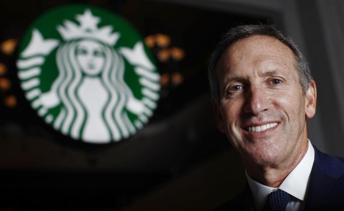เจาะแนวคิด โฮวาร์ด ชูลท์ส CEO สตาร์บัคส์ ทำอย่างไรให้ก้าวสู่การเป็นผู้นำ
