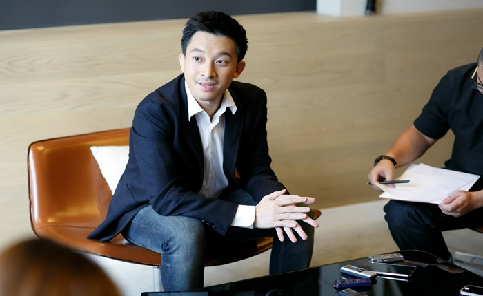 """SC ASSET เปิด Social Club เพื่อพนักงาน พร้อมเผยแนวคิดการทำงานสไตล์ CEO หนุ่ม """"ณัฐพงศ์ คุณากรวงศ์"""""""