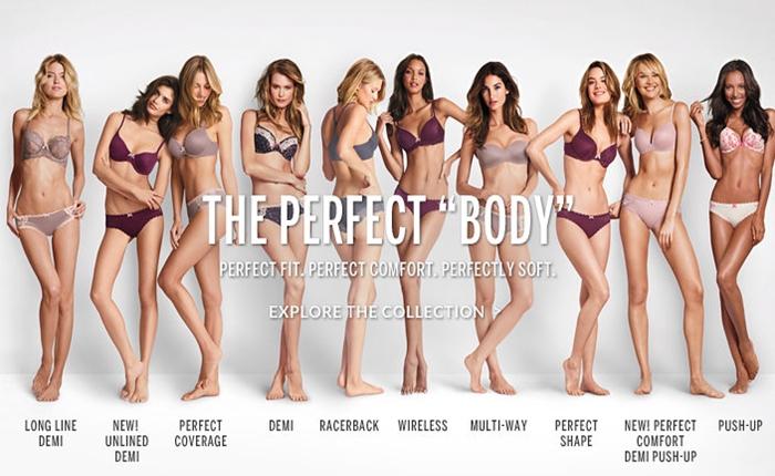 """แคมเปญ """"The Perfect Body"""" ของ Victoria's Secret โดนสวดยับชี้เป็น 'การตลาดที่ไร้ความรับผิดชอบ'"""