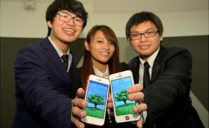 นร.สิงคโปร์ พัฒนาแอพฯ ส่งเสริมให้คนเมินมือถือ พูดคุยกับคนรอบข้างมากขึ้น