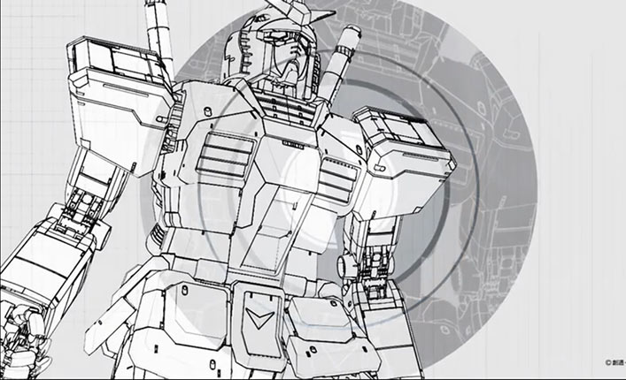 GUNDAM GLOBAL CHALLENGE ชวนสร้างหุ่น Gundam