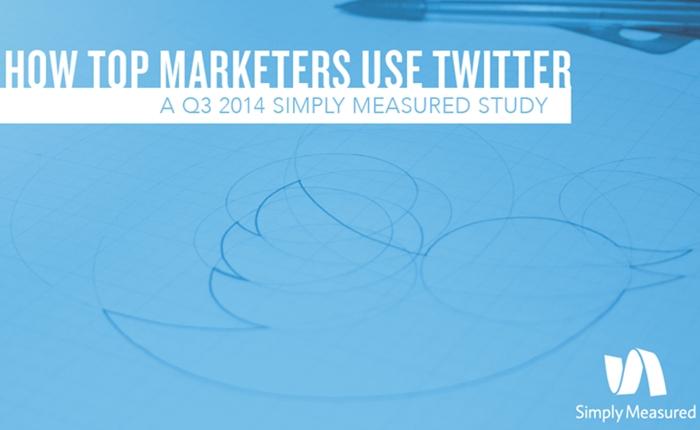 Simply Measured เผยพฤติกรรมการใช้ Twitter จาก 100 แบรนด์ที่มีมูลค่าสูงที่สุดในปี 2014