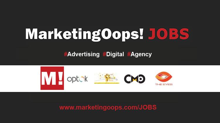 งานล่าสุด จากบริษัทเอเจนซี่โฆษณาชั้นนำ #Advertising #Digital #JOBS 17-26 Nov 2014
