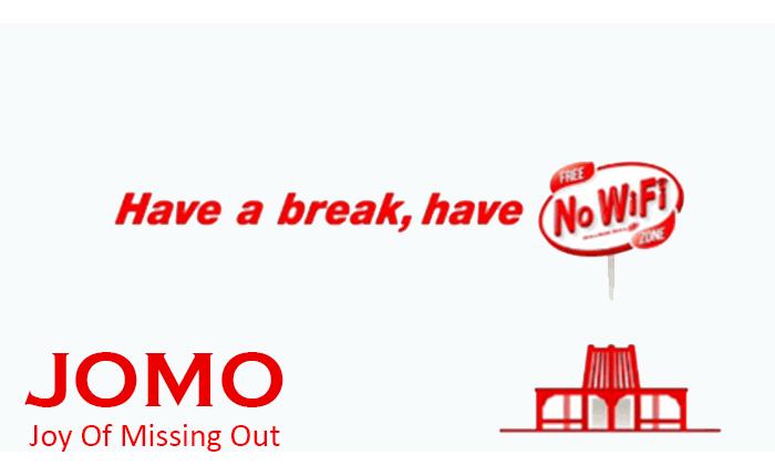 JOMO : พักบ้างอย่าเยอะ Joy Of Missing Out