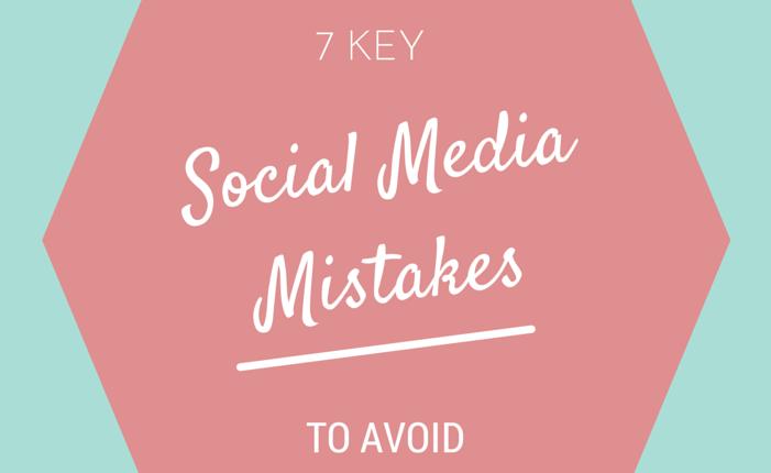 7 วิธีหลีกเลี่ยงข้อผิดพลาดในการทำตลาดผ่าน Social Media