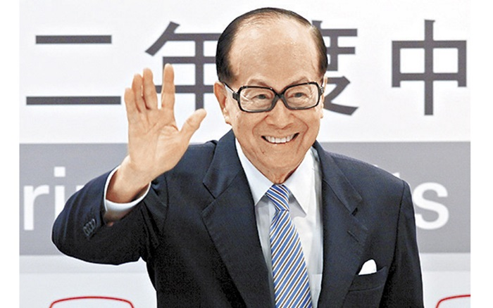 Li Ka-shing retains lead in Hong Kong rich list with US$30 billion fortune