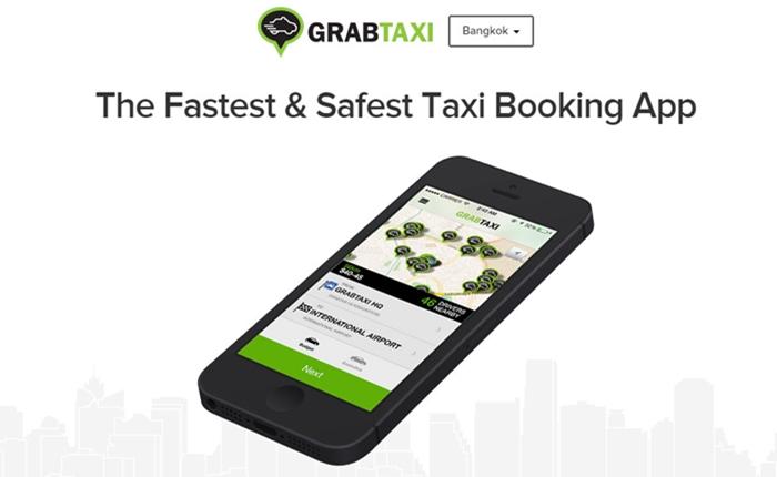 GrabTaxi ได้รับเงินทุนก้อนใหญ่ที่สุดเท่าที่เคยมีมาสำหรับบริษัทอินเตอร์เน็ต ในเอเชียตะวันออกเฉียงใต้
