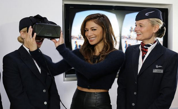 เหล่าสายการบินฮิตใช้แว่นตาเสมือนจริง 3 มิติขายประสบการณ์ใหม่ก่อนตีตั๋วขึ้นบินจริง
